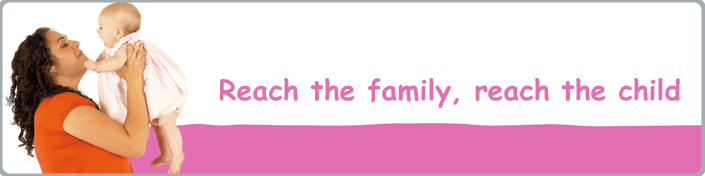 Reach the family