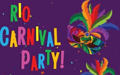 Rio Carnival Party – 30th November 2018 – book your tickets now!
